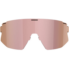 Bliz Breeze Spare Lens, brown with rose multi